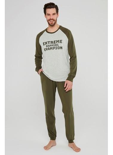 Penti Champion H-Tech Pijama Takımı Renkli